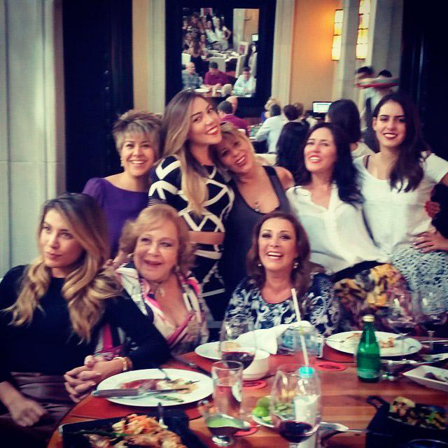 La dinast a pinal festej el 10 de mayo con una tarde de - Sylvia salas instagram ...