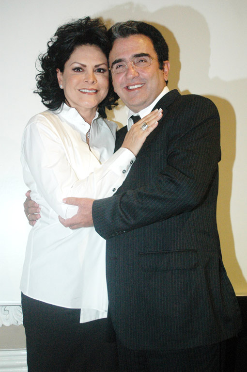 Esposa De Vicente Fernandez