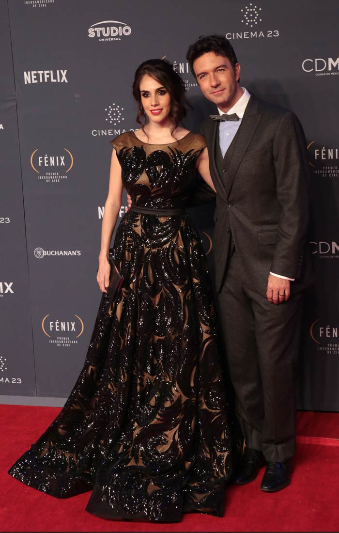 Bárbara Mori, Ana Claudia Talancón, Sandra Echeverría: Glamour y estilo en la alfombra roja de los Premios Fénix