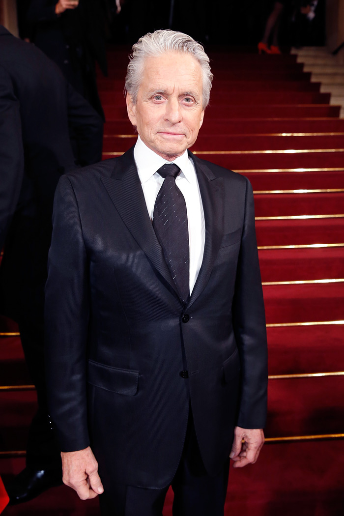 michael douglas responde a los rumores sobre su estado de salud foto. Black Bedroom Furniture Sets. Home Design Ideas
