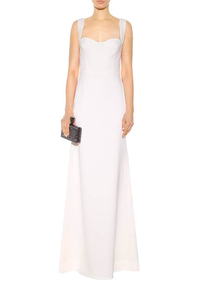 51b919f68 En ¡HOLA!  Los vestidos de novia de Eva Longoria por Victoria Beckham