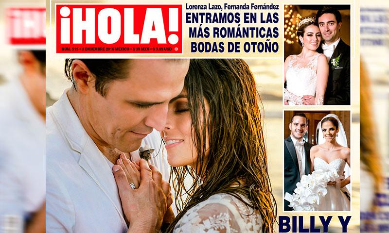 Billy Rovzar Y Claudia Alvarez