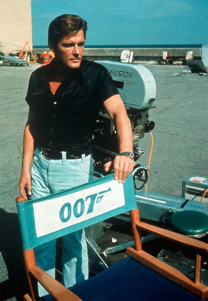 Sir Roger Moore ha fallecido a los 89 años