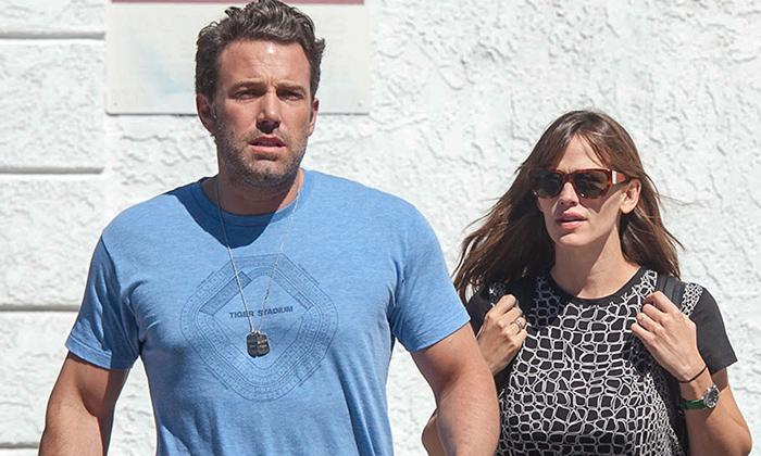 Ben Affleck y Jennifer Garner, divorciados pero ¿juntos de vacaciones?