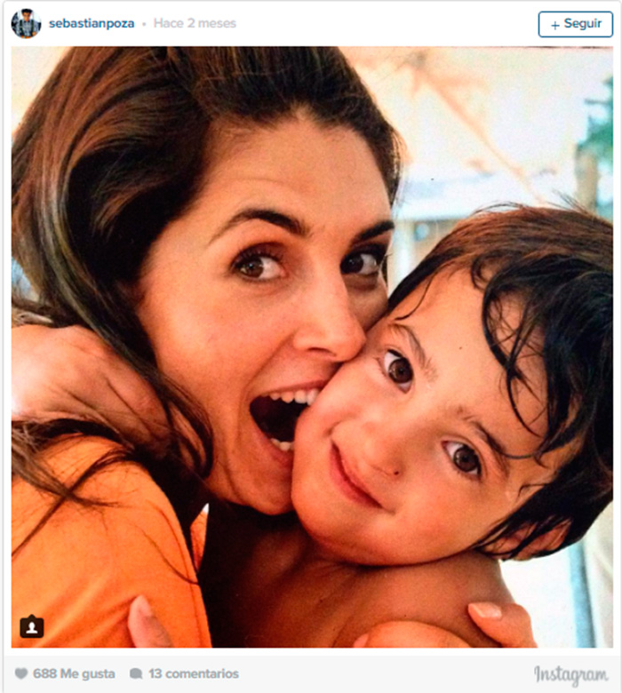 Mayrín Villanueva la más tierna en el cumpleaños de su 'hombre amado': su hijo Sebastián