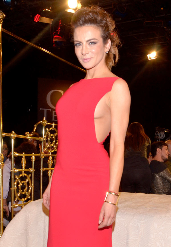 Adriana Louvier lo aclara, ¿se lleva bien con Silvia Navarro?