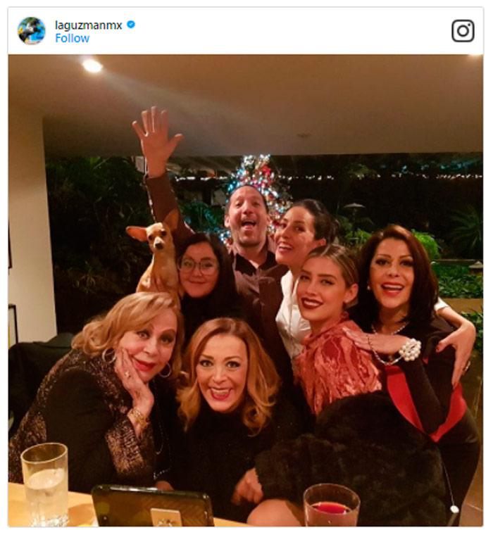 Tan unidas como siempre la dinast a pinal en su emotiva - Sylvia salas instagram ...