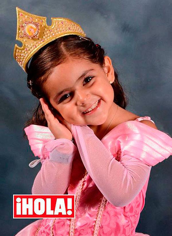Jacky Bracamontes presume orgullosa a su princesa \'Rapunzel\', en su ...