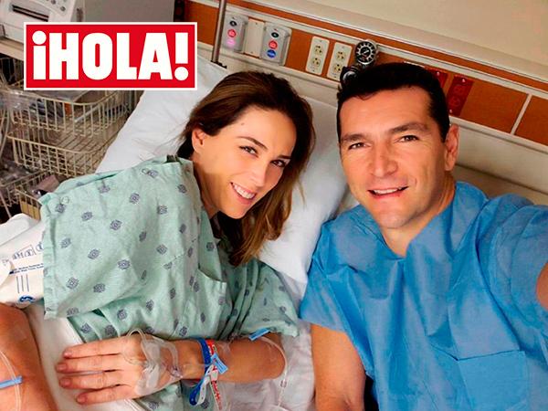 ¡Ya nacieron las bebés de Jacky Bracamontes y Martín Fuentes!