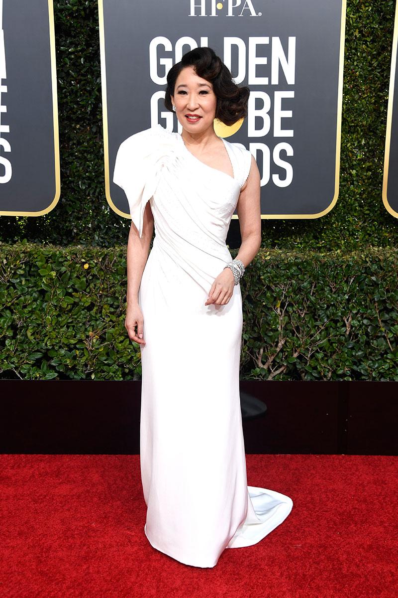 Los mejores looks de la alfombra roja de los Golden Globes 2019 - Foto 5aed3b4ea72f