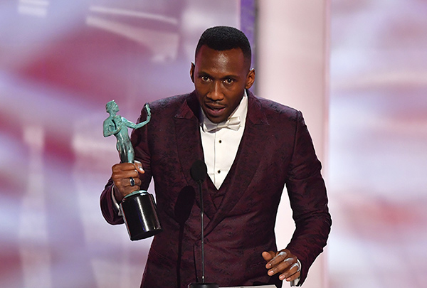 Mahershala Ali, Green Book