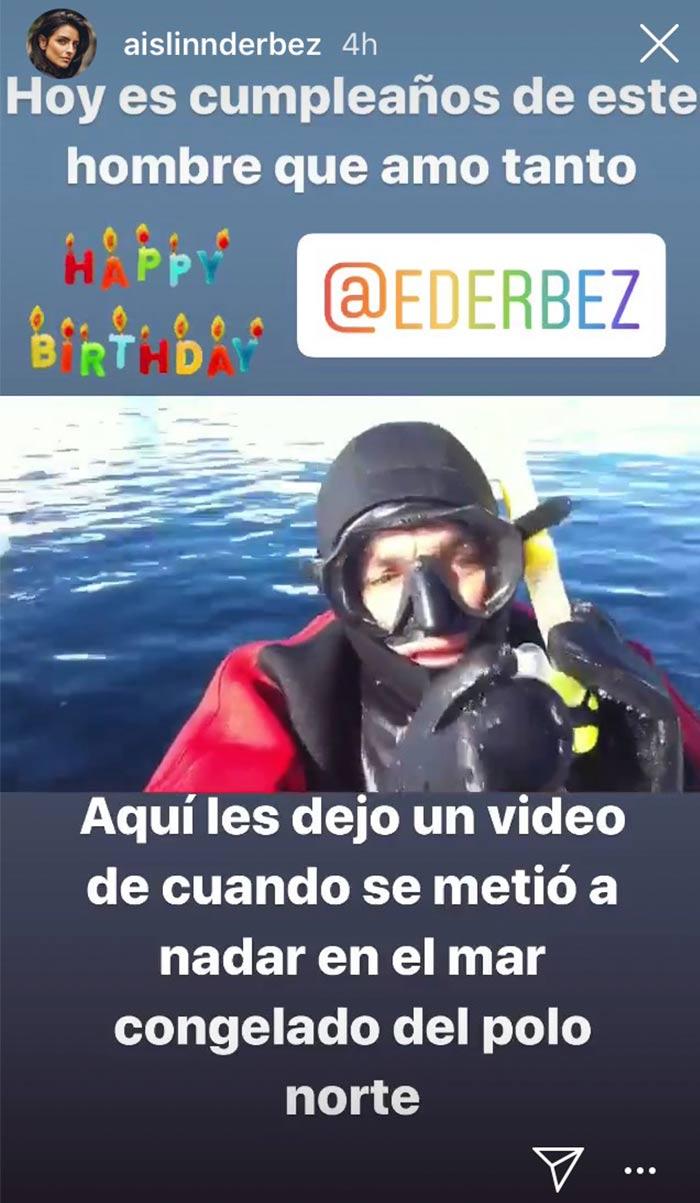 Eugenio Derbez Celebra Su Cumpleanos Rodeado De Amor Y Una