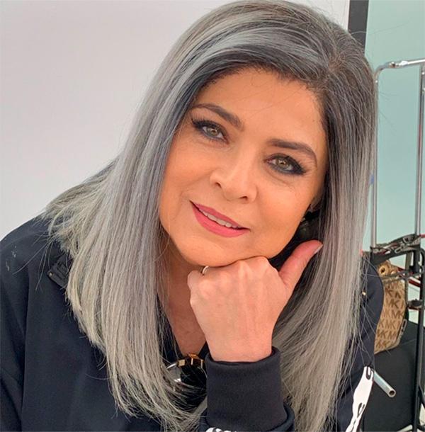 Victoria Ruffo nuevo look
