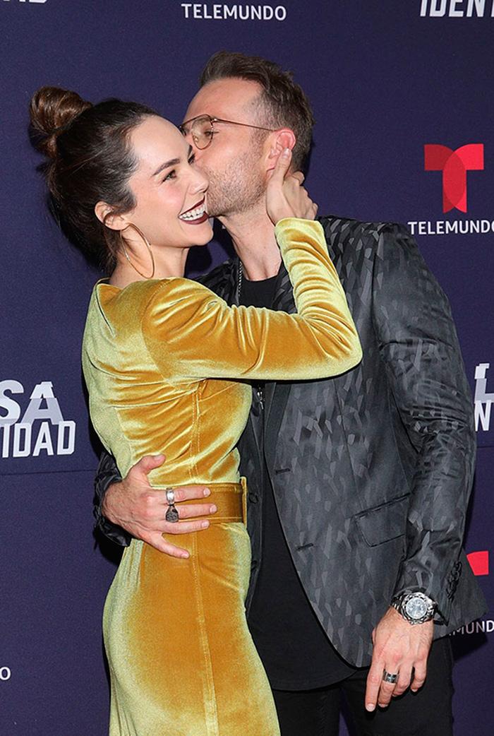 Camila Sodi y Luis Ernesto Franco