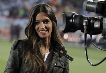 Sara Carbonero, a la conquista de los mexicanos tras ser contratada por Televisa
