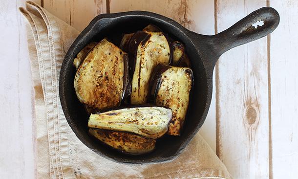 ¡Acompaña tus comidas con estas deliciosas berenjenas al grill!