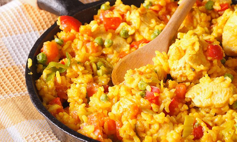 Image Result For Receta De Cocina Arroz Con Pollo Cubano