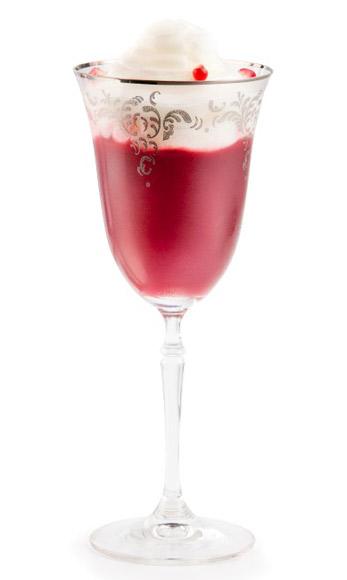 Meringue de Noel bebida ideal para celebrar con amigos y familiares
