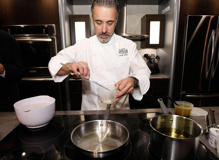 Sergi arola cierra su restaurante de madrid - Restaurante sergi arola en madrid ...