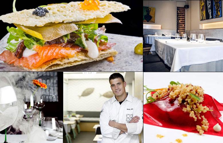 Los restaurantes michelin m s baratos de espa a for Estrella michelin cocina