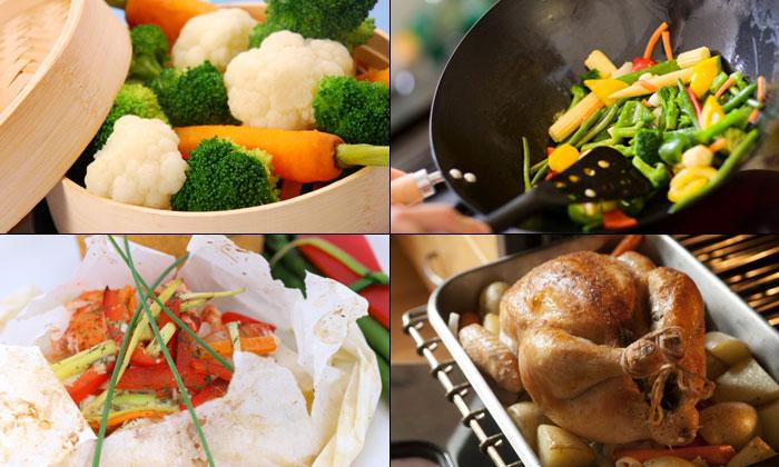 39 tips 39 de nutrici n plancha 39 wok 39 papillote vapor for Tecnicas de cocina molecular