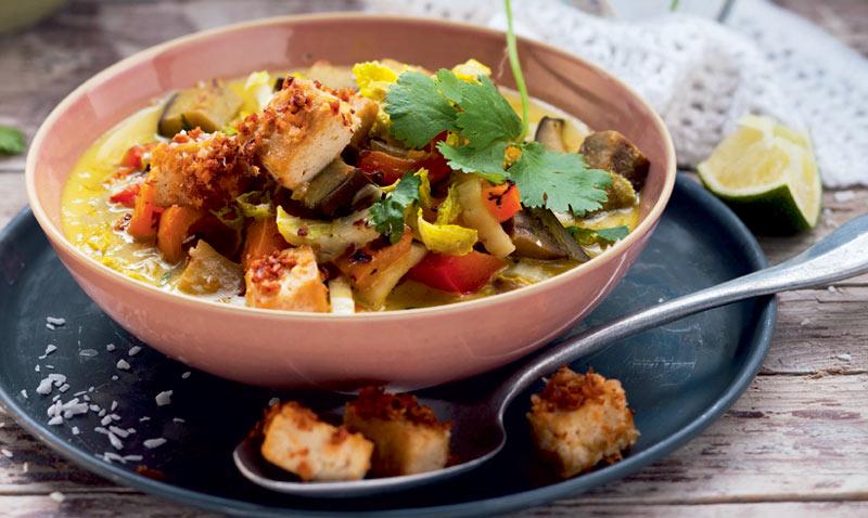 Cocina healthy tres ideas muy sabrosas para introducir - Como se cocina el tofu ...