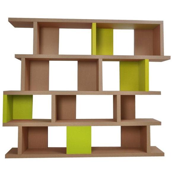 Muebles de cart n ecol gicos y resistentes foto 3 for Como hacer muebles de oficina