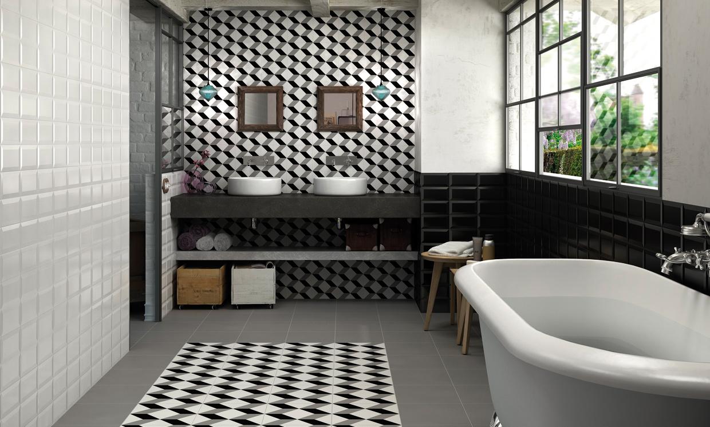 Ideas para dar un toque 'vintage' a tu cuarto de baño - Foto 2