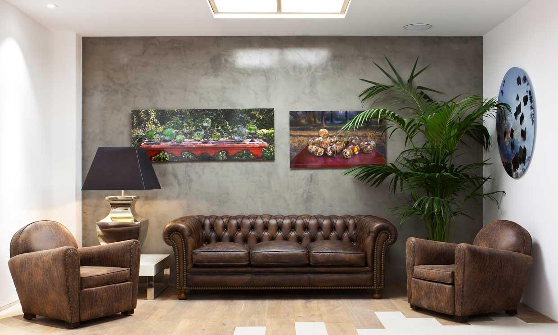 Casa decor 2015 abre las puertas a las nuevas tendencias - Ultimas tendencias en decoracion de paredes ...
