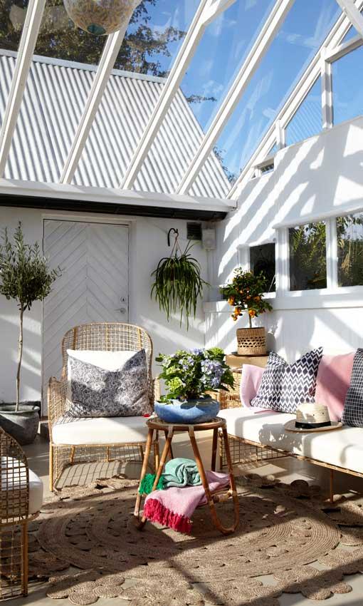 Primera salida al jard n o la terraza foto 1 for Muebles para terraza al aire libre