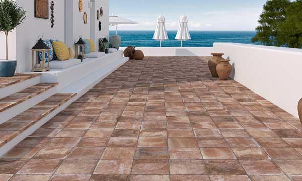 Nuevos suelos de exterior - Suelo vinilico para exterior ...