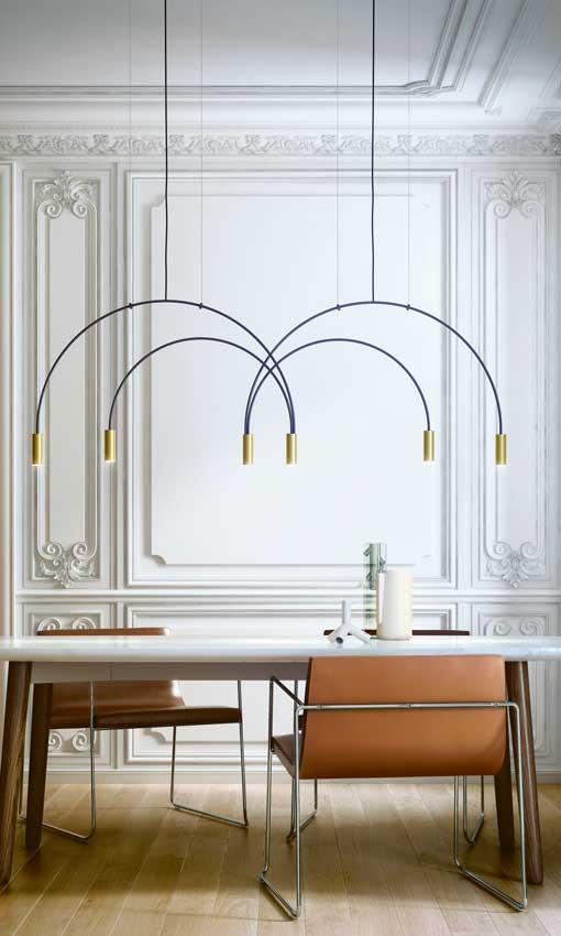 H gase la luz l mparas que conquistan los espacios foto 1 - Lamparas que den mucha luz ...