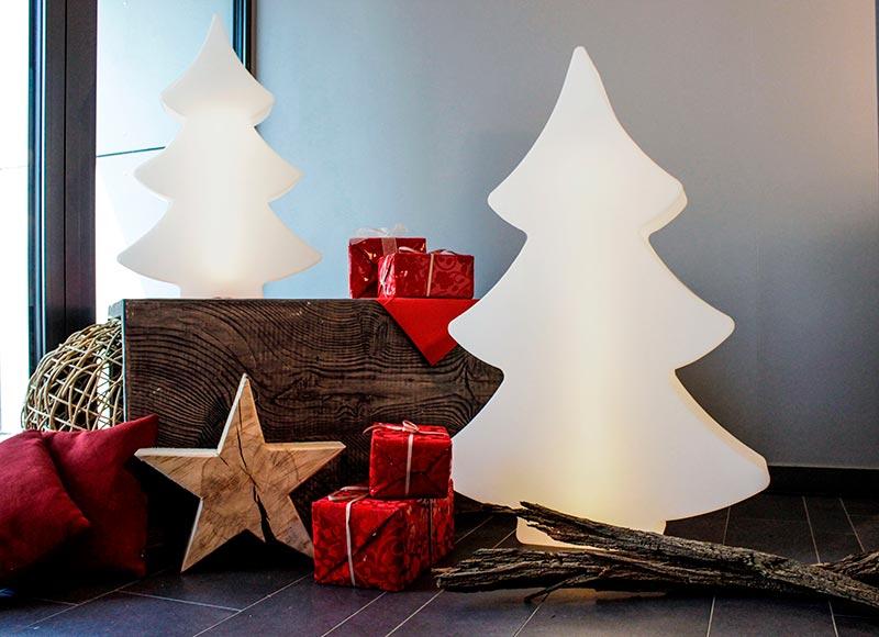 8 rboles de navidad elegantes y originales con cu l te - Arbol tipico de navidad ...