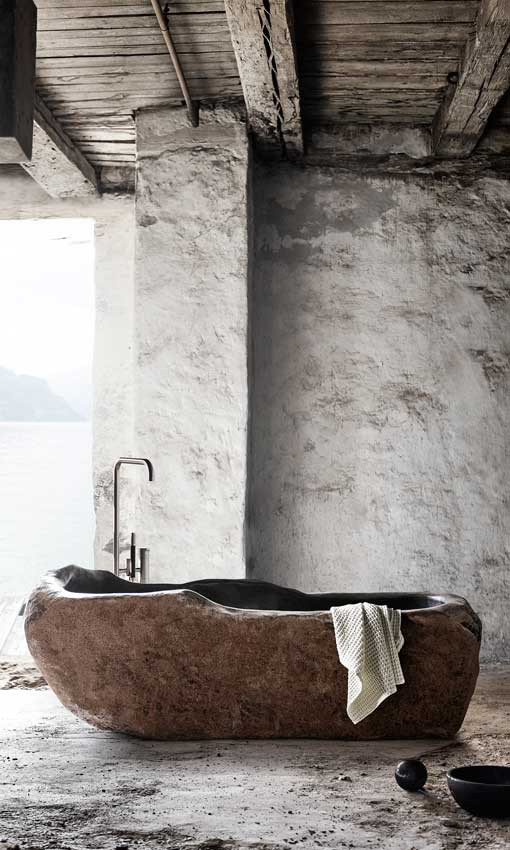 Ba os con encanto natural tu refugio dentro de casa foto 6 - Refugios con encanto ...