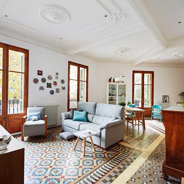 Decoraci n de interiores y exteriores decora tu casa hola - Decoracion interiores barcelona ...