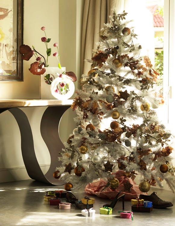 Cuatro estilos para decorar tu casa por navidad - Videos de adornos navidenos ...