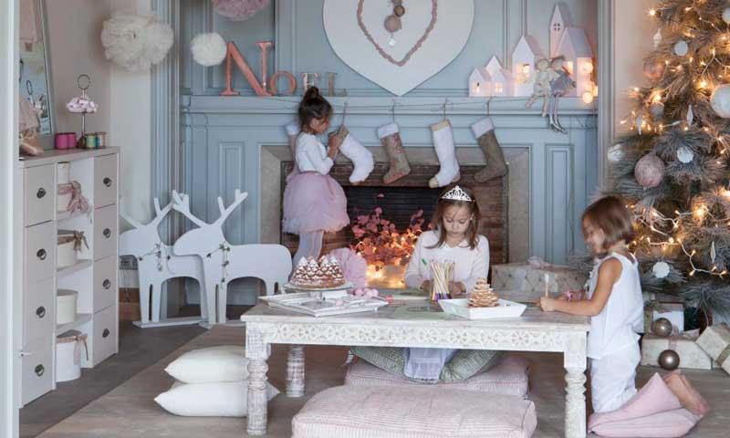 Ideas decorativas para que mires la navidad con los ojos for Ideas decorativas para la casa