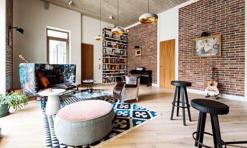 15 claves 39 deco 39 para convertir a las alfombras en protagonistas de tus estancias foto - Casa de las alfombras ...