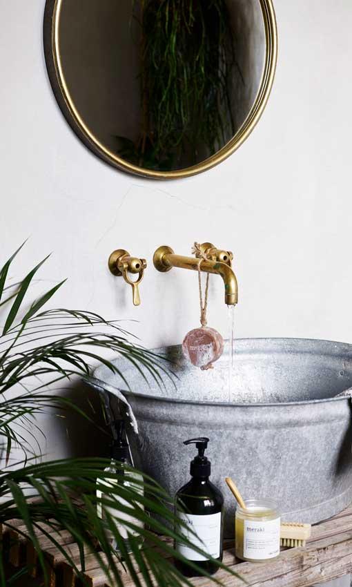 ¿Quieres dar un nuevo aire al cuarto de baño casi sin ...