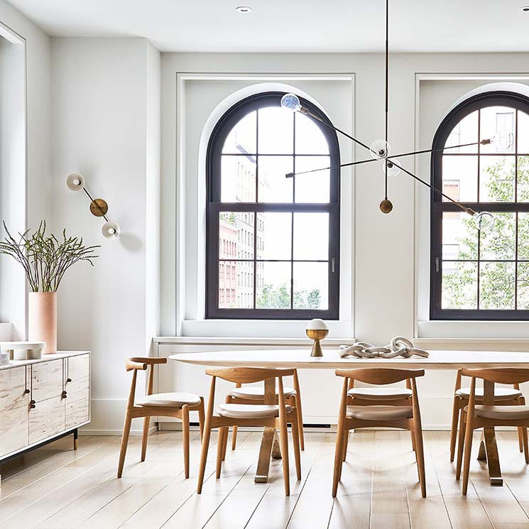 Muebles de comedor decora tu comedor con las mejores - Complementos decoracion salon ...