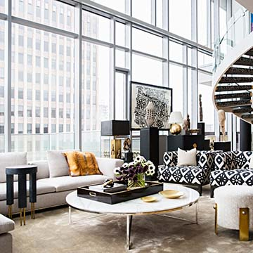 Decoraci n de interiores y exteriores decora tu casa hola - Lo ultimo en decoracion de interiores ...