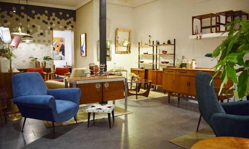 12 tiendas de decoraci n 39 vintage 39 que debes conocer s o - La recova madrid ...
