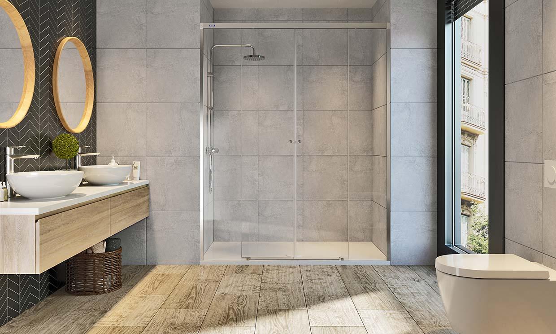 Decoración baños: Cómo elegir el plato de ducha - Foto 1