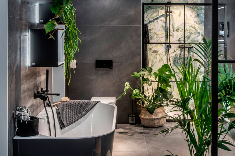 Decoración baños: Cómo decorar el cuarto de baño en un ...