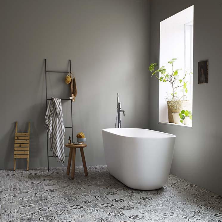 Decoración baños: ¿De qué color pintar y decorar el cuarto ...
