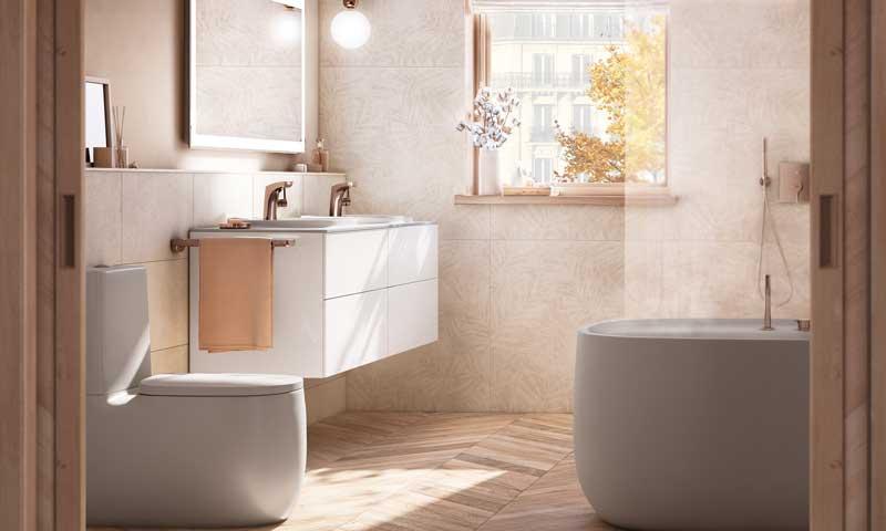 Baños pequeños: Ideas de decoración para agrandar el ...