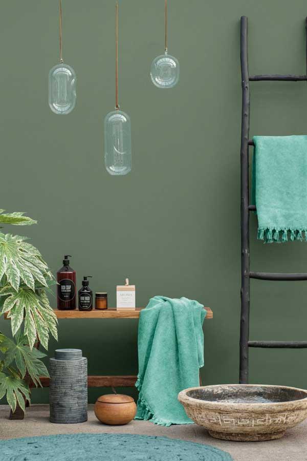 Colores para pintar el cuarto de baño que no pasan de moda ...