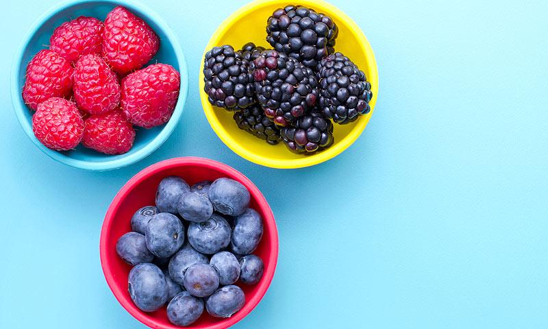 Los 6 mejores antioxidantes naturales
