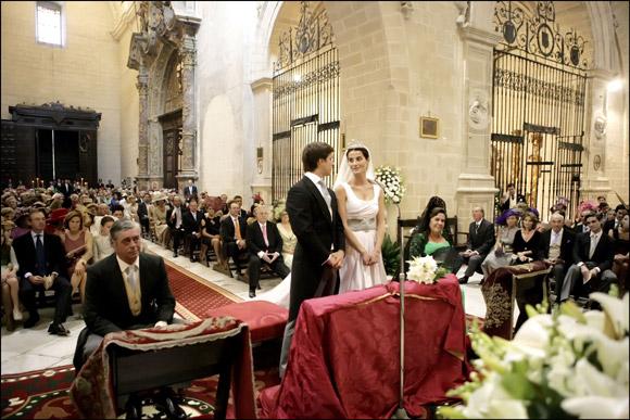 casado mujer golondrina en Jerez de la Frontera