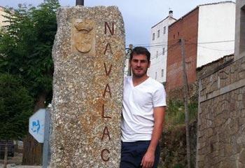 Sara Carbonero e Iker Casillas, de las compras en Nueva York a una barbacoa en su pueblo, Navalacruz